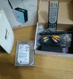 Медиа плеер iconBIT HD360W WiFi + HDD 250Гб