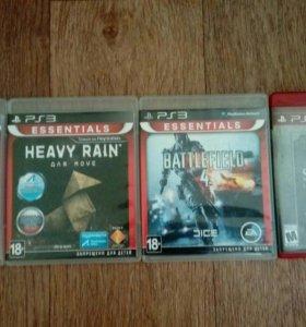 Игры для PS3. За штуку.