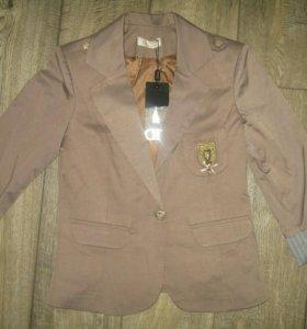 Пиджак новый Турция, размер  48,