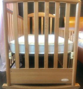 Papaloni кровать детская