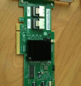 Контроллер LSI SAS9220-8i PCIe
