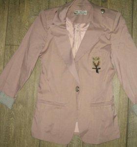 Пиджаки новые Турция размер 40-42