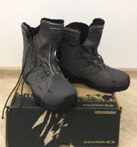 Ботинки зимние Salomon Snowtrip TS WP W