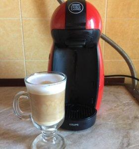 Кофемашина dolce gusto krups
