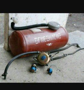 Газ Пропан