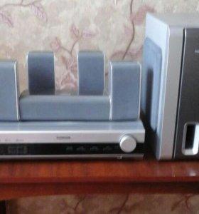 Аудиоусилитель/ ресирвер