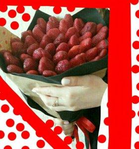 Основа для букета из фруктов/цветов