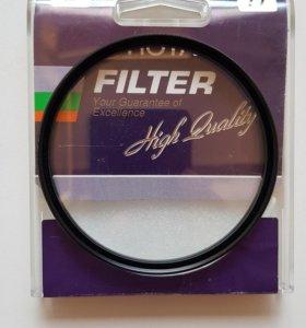 фильтр HOYA 77mm.