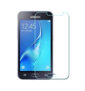 Защитное стекло для Samsung Galaxy J1 2016 (J120)