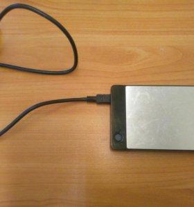 Внешний HDD 500gb