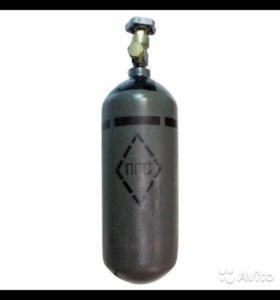 Баллон с поверочной газовой смесью
