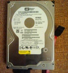 Жесткий диск IDE 160 Гб