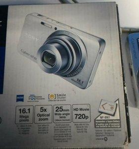 Фотоаппарат Sony DSC-W630