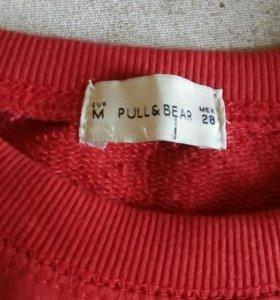 Кофта Pull Bear новая размер М