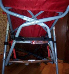 Отличная коляска трость