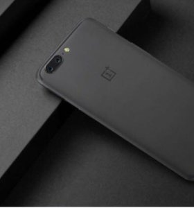 OnePlus OnePlus5 A5000 64GB Midnight Black UK