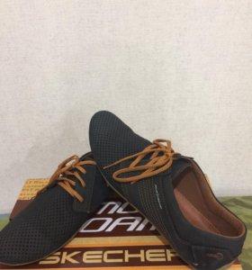 Туфли натуральная кожа 41размер