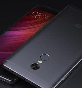 Xiaomi Redmi Note 4  4х новый