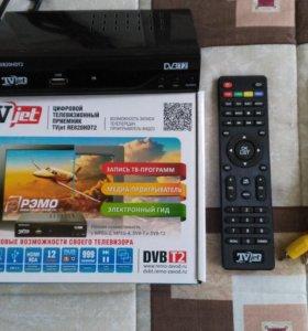 Комплект цифрового телевидения Remo