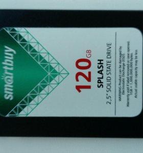 """Твердотельный накопитель SSD2.5""""120Gb"""