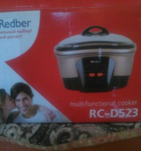 Мультиварка Redber (Новый)