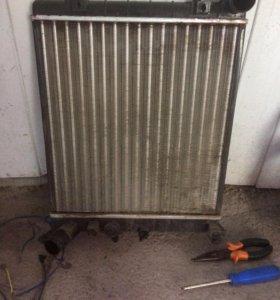 Радиатор на Хендай Акцент