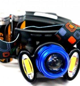 YT-1500 Аккумуляторный Налобный фонарь