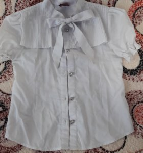 Блузки на девачку