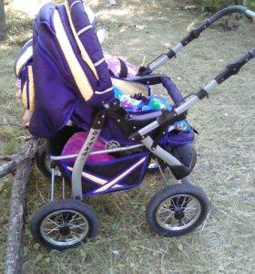 Детская коляска трансформер-DIANA