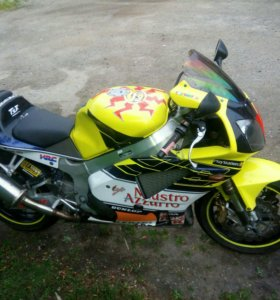 Honda Vtr 1000sp1 он же rvt 2003г