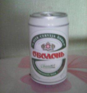 Колонка в виде пива