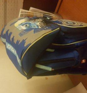 Рюкзак школьный, мальчик