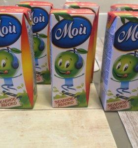 Сок детский яблочный