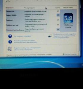 Игровой ноутбук samsung r580 i5