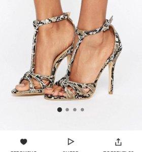 Новые туфли ASOS