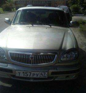 Газ 31105 2005г.в