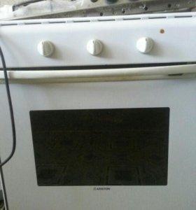 Встроенный духовой шкаф и газовая панель