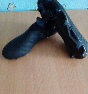 Футбольная обувь Adidas Messi 16+ PureagilityFG/AG