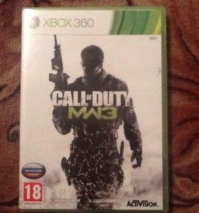 Call of duty mw3 на Xbox