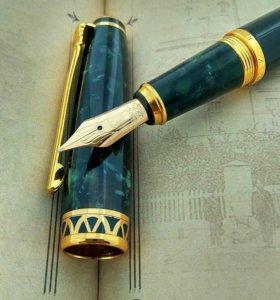 Ручки с золотыми перьями