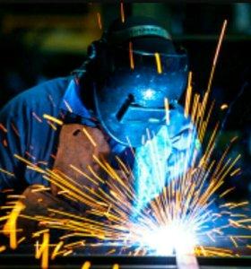Сварочные работы отопления,металлоконструкции.