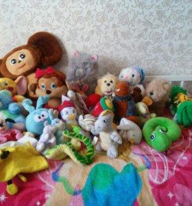 Мягкие игрушки -срочно!