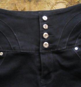 Юбка джинсовая стрейчевая
