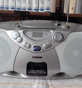 Магнитола Philips AZ-1008 Boombox
