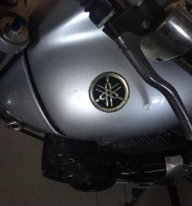 Мотоцикл Yamaha bulldog