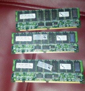 Оперативная память DDR SD-RAM 512 MB