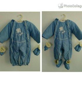Комбинезон-трансформер для малышей