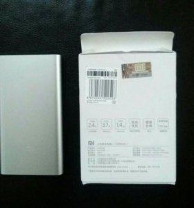Xiaomi power bank 2, 10000 mah, быстрая зарядка