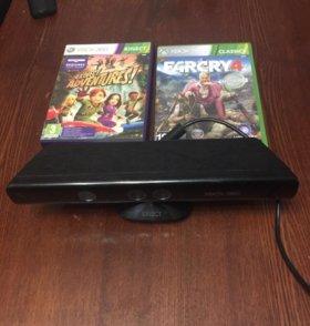 Xbox 360 +Kinect