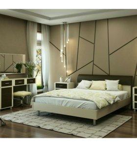 Спальня Камелия-3 модульный набор